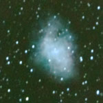 Thumbnail of M1, the Crab Nebula