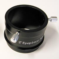 Adapter for 2 inch eyepieces